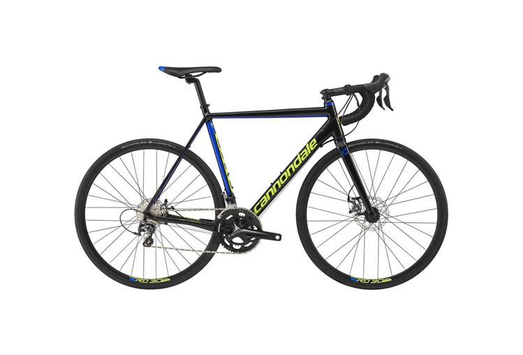 Review bicicletă de oraș Cannondale CAAD Optimo Disc Tiagra