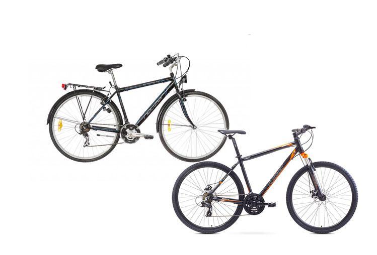 Ghid comparativ biciclete hibrid