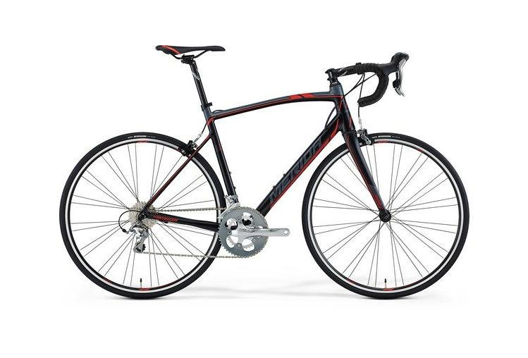 Review bicicleta de sosea Merida Ride 300