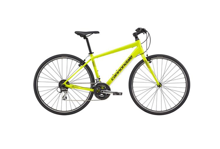 Review bicicletă hibrid Cannondale Quick 7