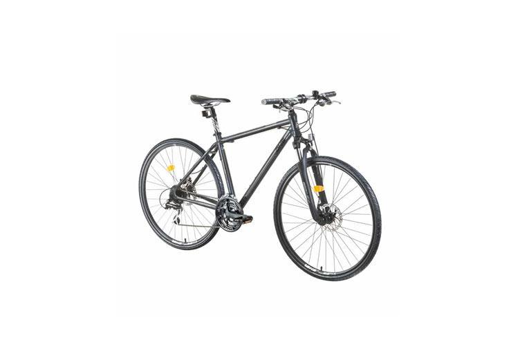 Review bicicletă hibrid DHS Contura 2867