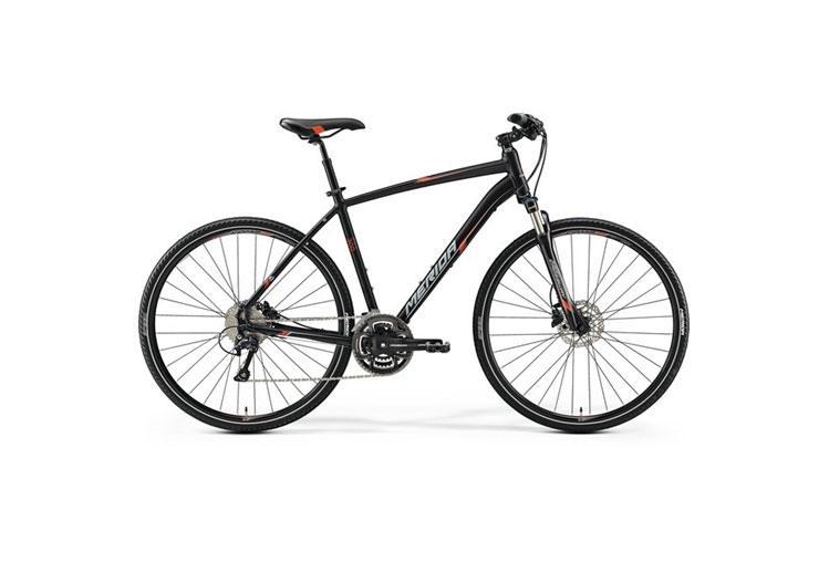 Review bicicletă hibrid Merida Crossway 300
