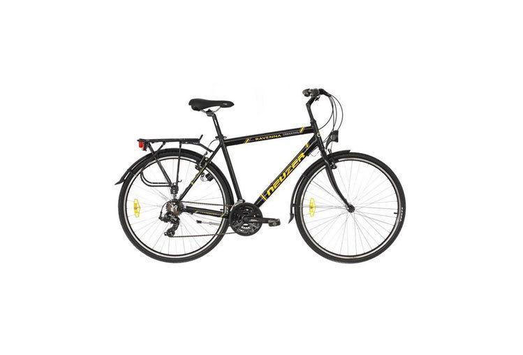 Review bicicleta hibrid Neuzer Ravenna 50