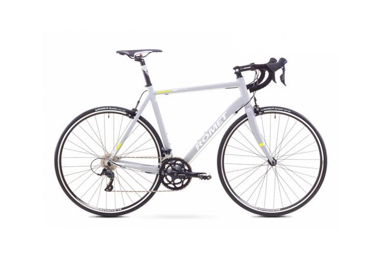 Review bicicletă de oraș Romet Huragan 2