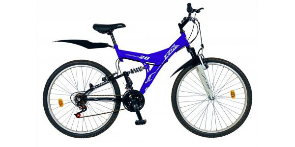 Bicicleta mountain bike Rich R2648A