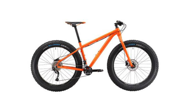 Bicicleta mountain bike cu roti groase Silverback Scoop Delight
