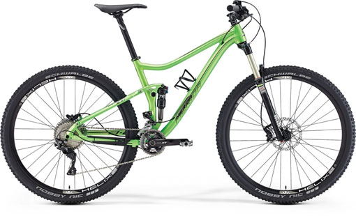 Echipare Merida One-Twenty 9.XT Edition