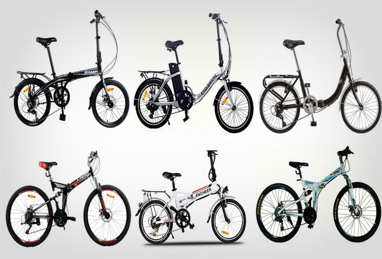 Ghid comparativ biciclete pliabile