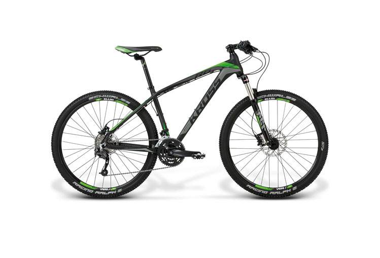 Review bicicletă de munte Kross Level R6