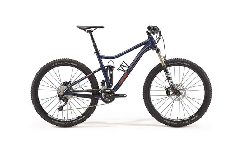 Review bicicletă de munte Merida One-Twenty 9.XT Edition