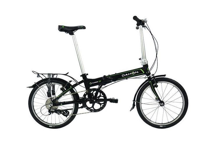 Review bicicletă pliabilă Dahon Vitesse D8