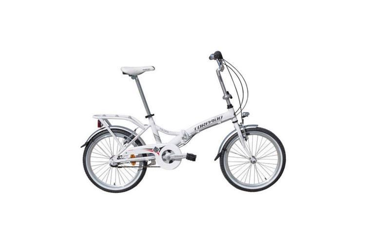 Review bicicletă pliabilă Foldo Torpado