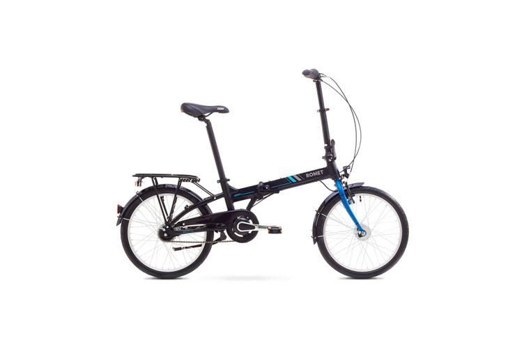 Review bicicletă pliabilă Romet Wigry 8