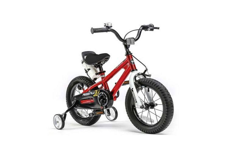 Review bicicletă pentru copii RoyalBaby Freestyle