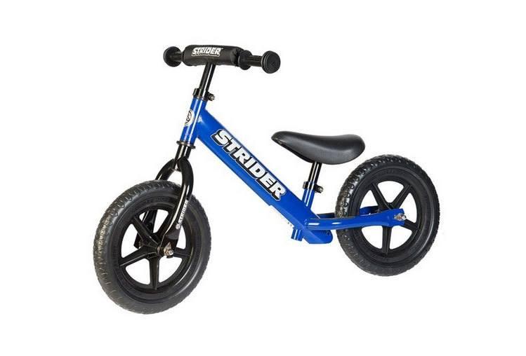 Review bicicletă pentru copii Strider 12
