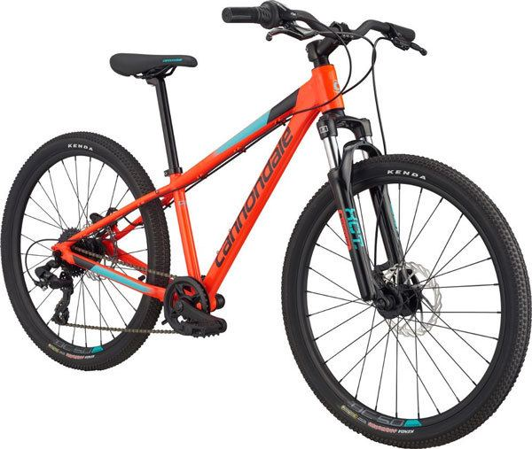 Bicicleta de copii 24 inch Cannondale Trail 24 2018
