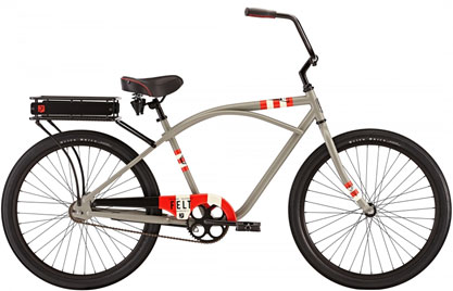 Bicicleta de oras Felt Jetty Men 3sp