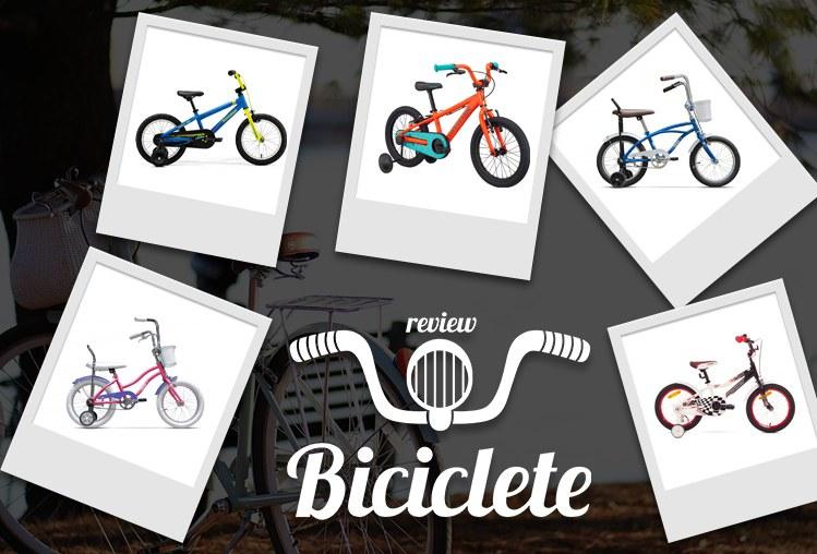 Recomandari biciclete de copii 16 inch – modele 2018