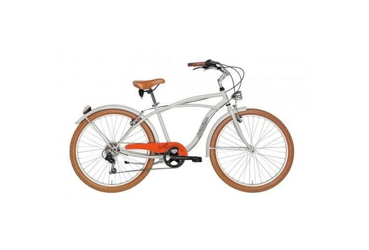 Review bicicletă de oraș Adriatica Cruiser