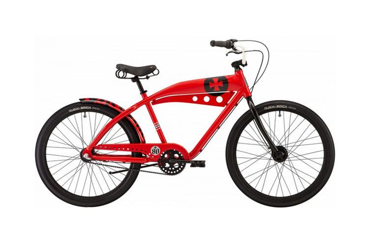 Review bicicletă de oraș Felt Red Baron 3sp
