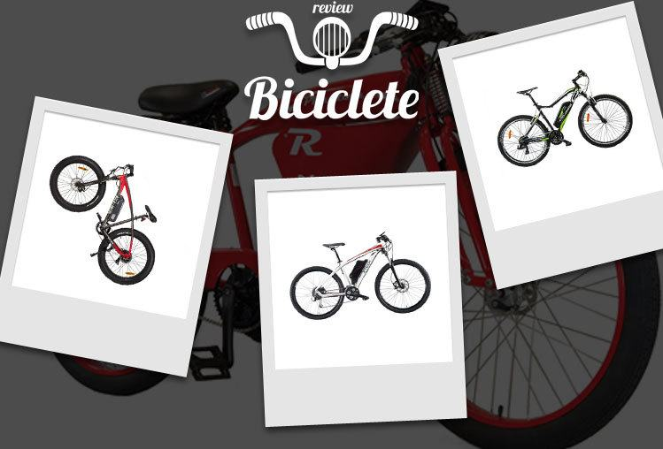 Ghid comparativ biciclete electrice