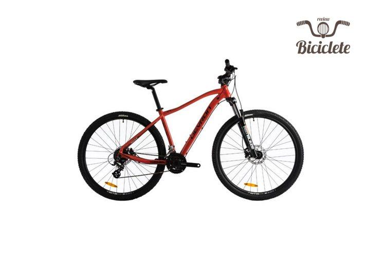Review bicicletă de munte Devron Riddle M1.9 2018