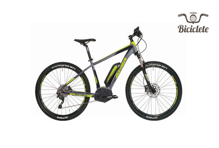 Review bicicletă electrică Atala B-Cross S