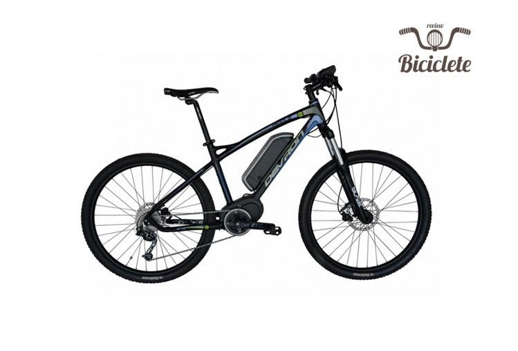 Review bicicletă electrică Devron I-Mtb 27225