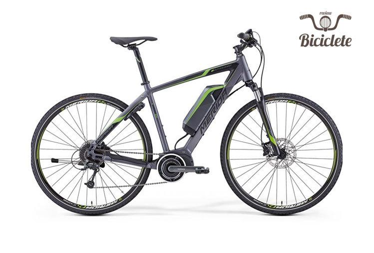 Review bicicleta electrica Merida E-spresso 600