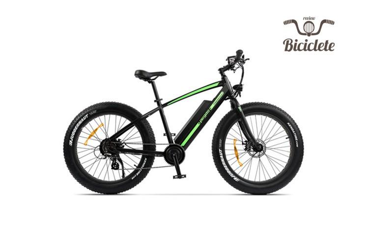 Review bicicletă electrică Pegas Suprem Dinamic