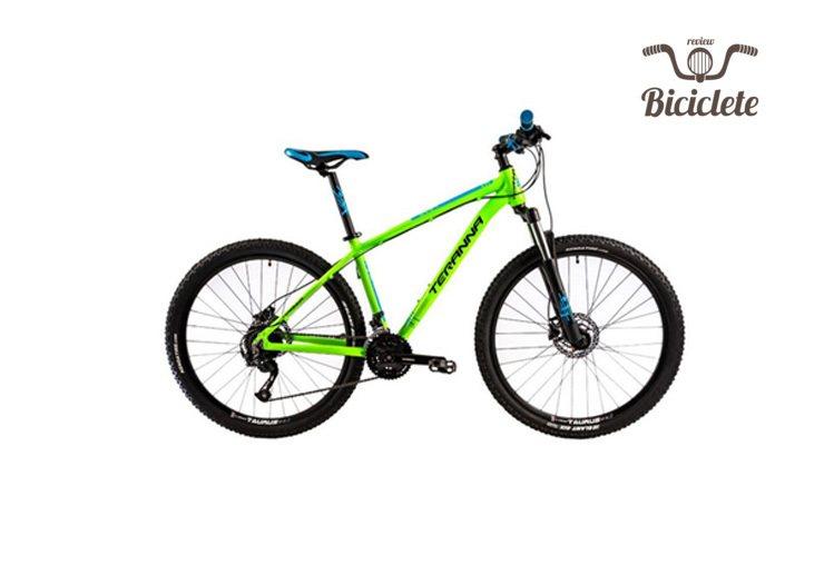 Review bicicletă de munte DHS Terrana 2729 2018