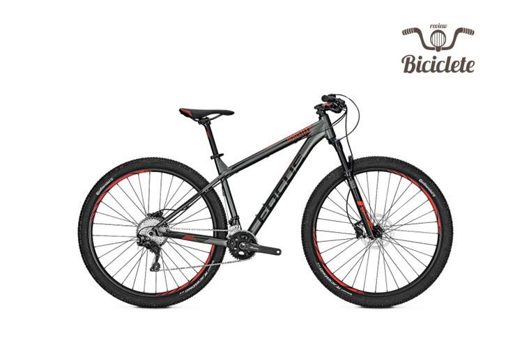 Review bicicletă de munte Focus Whistler Pro 2018