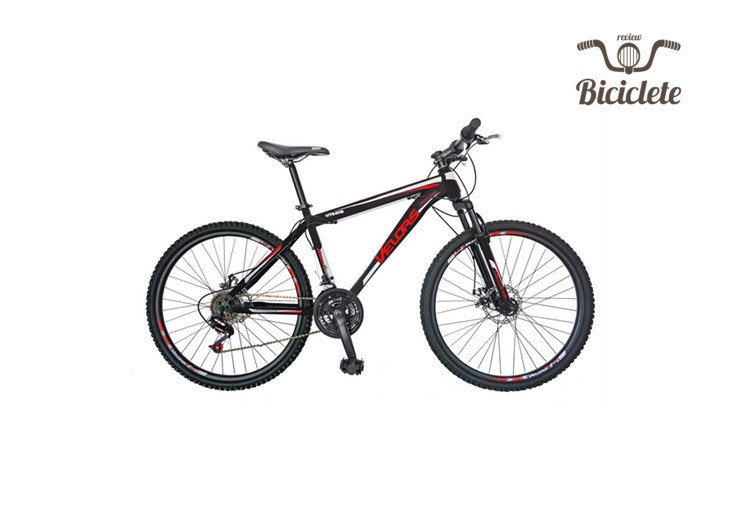 Review bicicletă de munte Velors V2609A