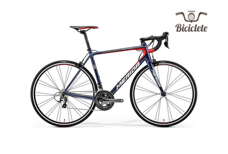 Review bicicleta de sosea Merida Scultura 300 2018