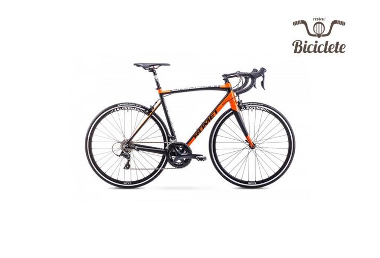 Review bicicleta de sosea Romet Huragan 3 2018