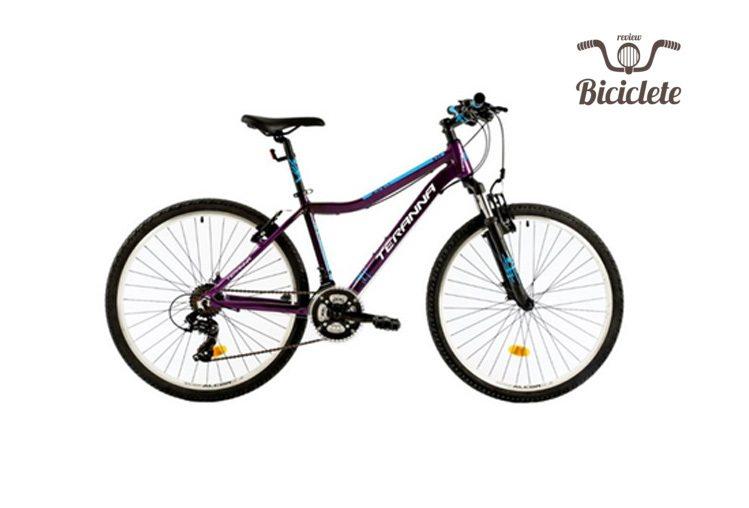 Review bicicleta hibrid DHS Terrana 2622 2018