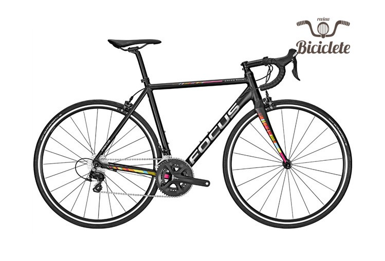 Review bicicleta de sosea Focus Izalco Race AL 105