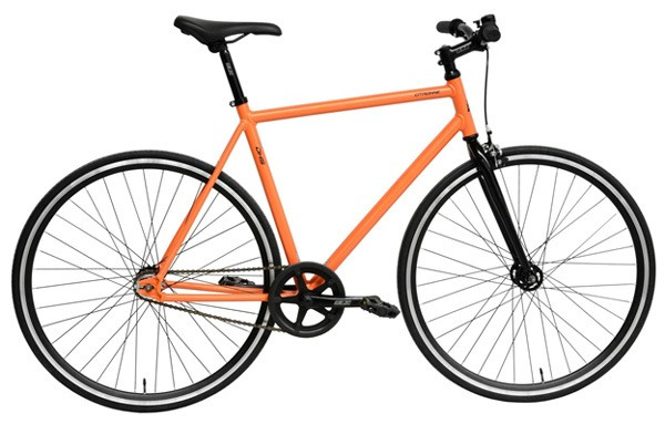 Bicicletea fixed gear DHS 2896