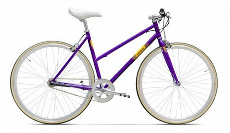Bicicletea fixed gear Pegas Clasic Fixie F