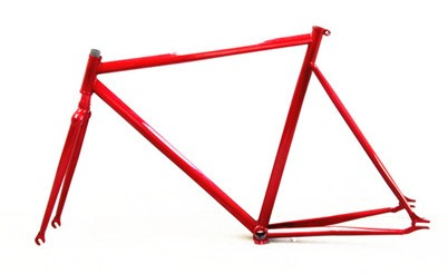 Cadru biciclete fixed gear