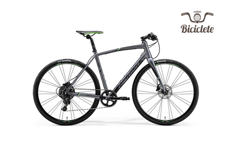 Review bicicletă de șosea Merida Speeder 300 2018