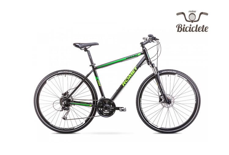 Review bicicleta de sosea Romet Orkan 3M 2018