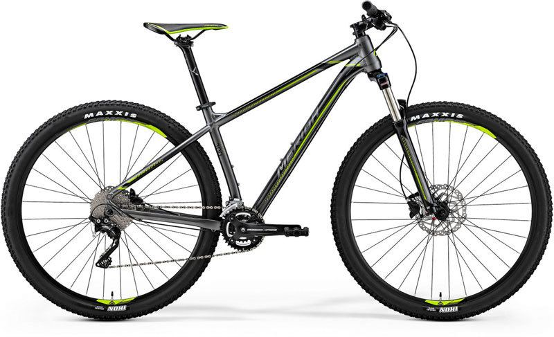 Merida Big Nine 300 (2019)