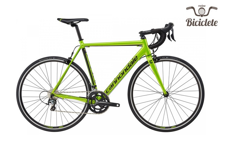 Cannondale CAAD Optimo Disc Tiagra (2018)
